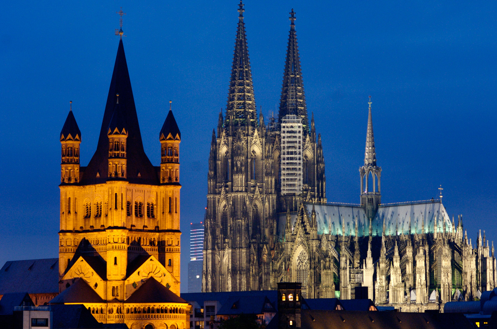 B.F.B.M. in Köln: English City Walk